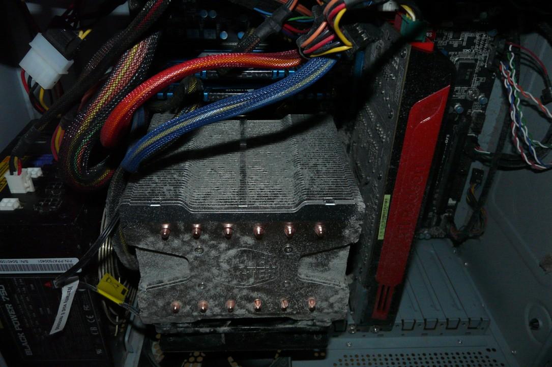 CPU chladič